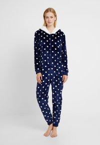Even&Odd - Pyjama - dark blue - 0