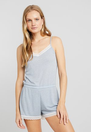 Pijama - white/light blue