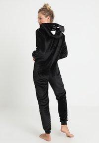 Even&Odd - Pyjama - black - 2