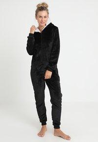Even&Odd - Pyjama - black - 0