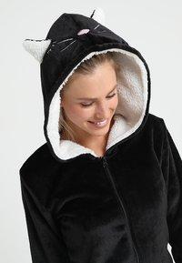 Even&Odd - Pyjama - black - 3