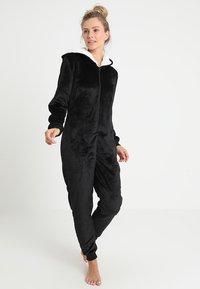 Even&Odd - Pyjama - black - 1
