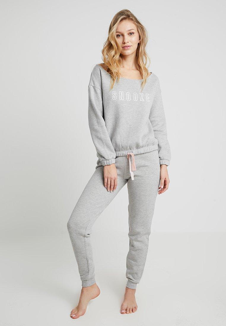 Even&Odd - SET - Pyjama set - grey