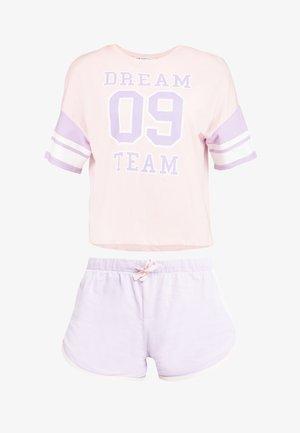Pyjamas - purple/pink