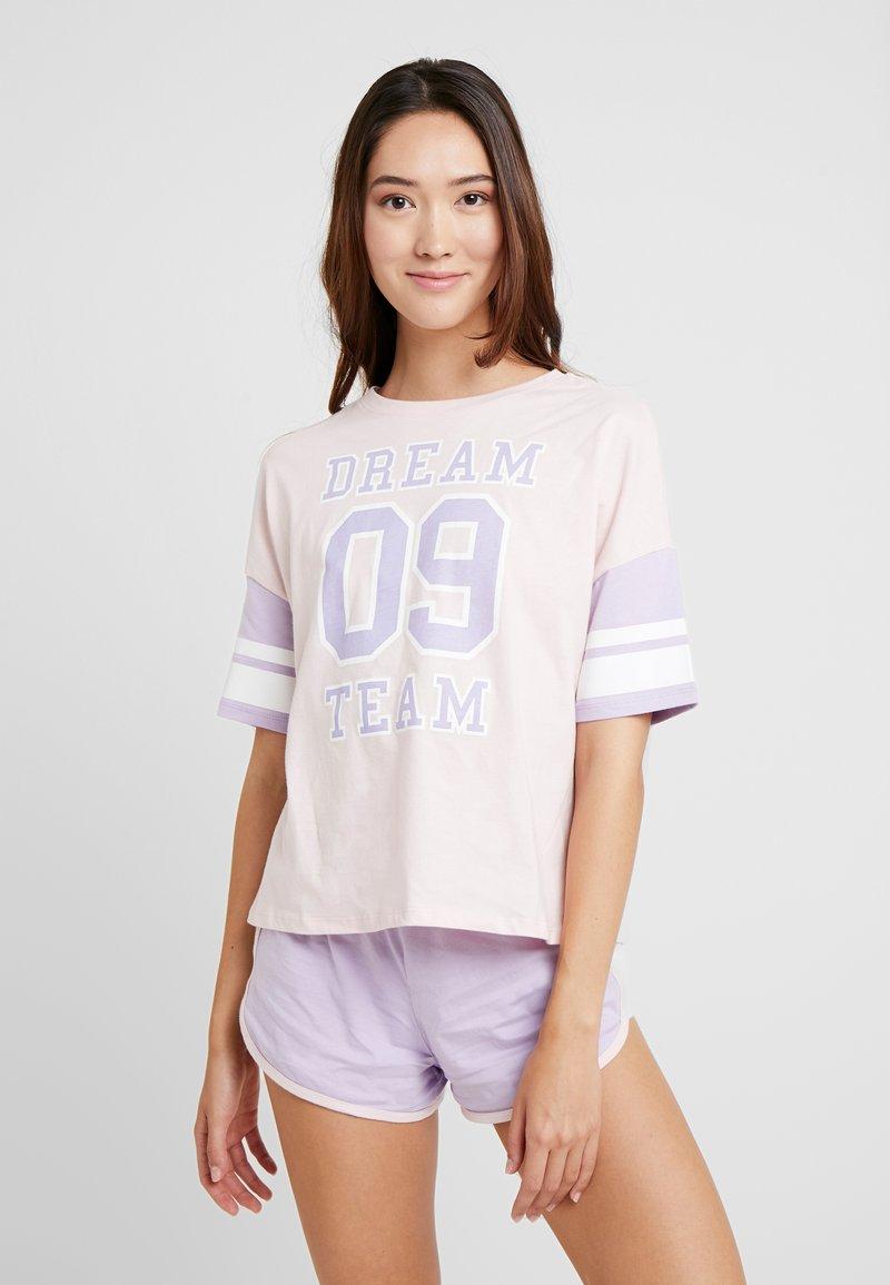 Even&Odd - Pyjama - purple/pink