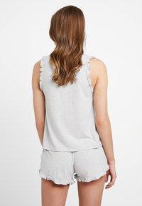 Even&Odd - SET - Pyjamaser - grey/white - 2