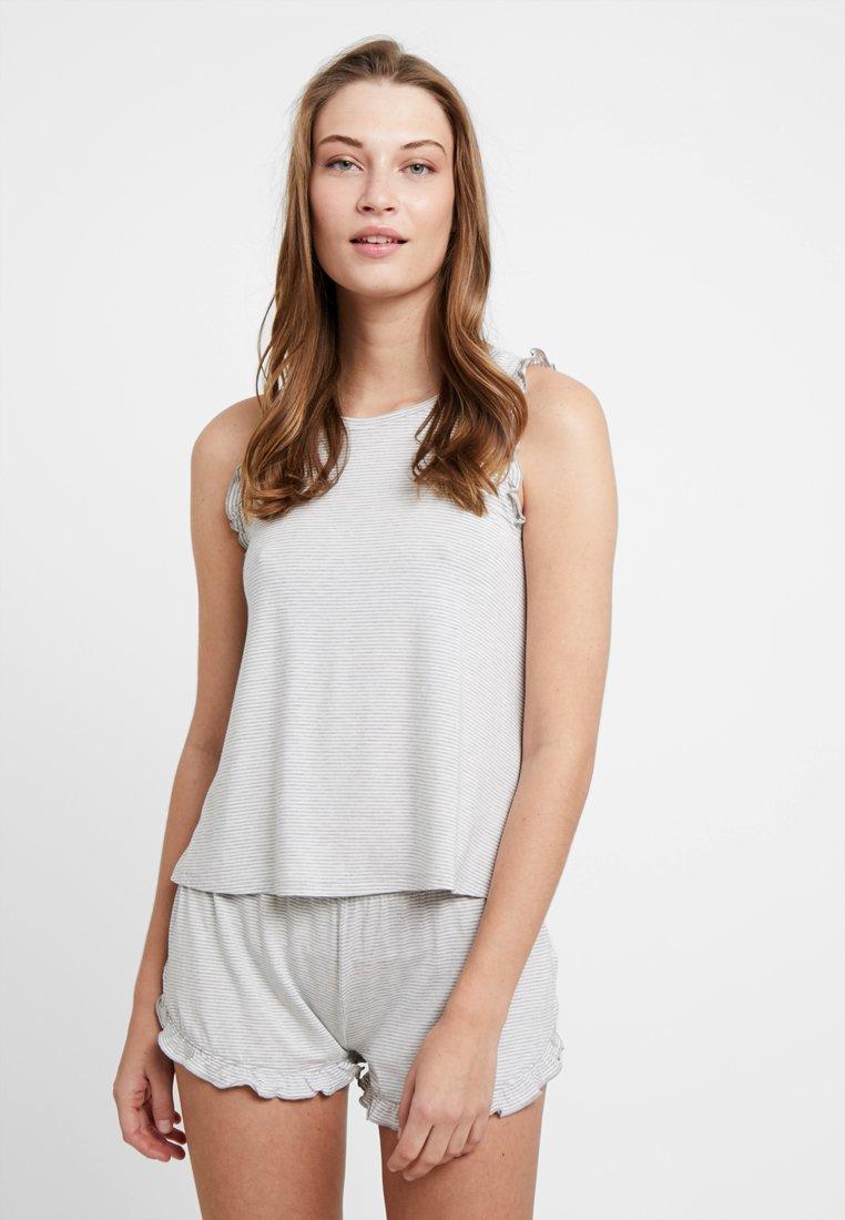 Even&Odd - SET - Pyjama - grey/white