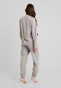 Even&Odd - SET - Pyjamas - grey - 2