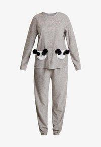 Even&Odd - SET - Pyjamas - grey - 5