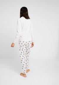 Even&Odd - SET - Pyjamas - grey/white - 2
