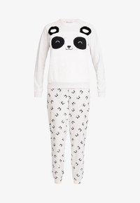 Even&Odd - SET - Pyjamas - grey/white - 4