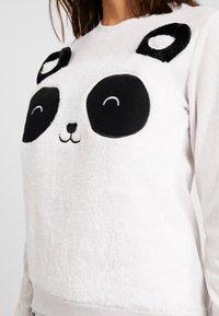 Even&Odd - SET - Pyjamas - grey/white - 5