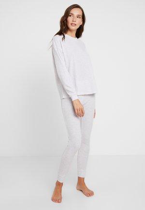 SET - Pyžamo - grey