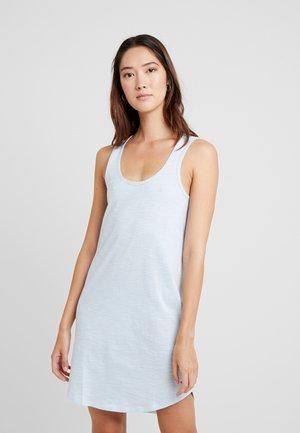 Nachthemd - white/blue