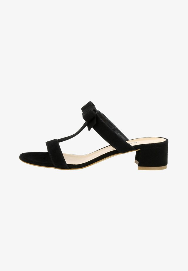 DARIA - Mules - black