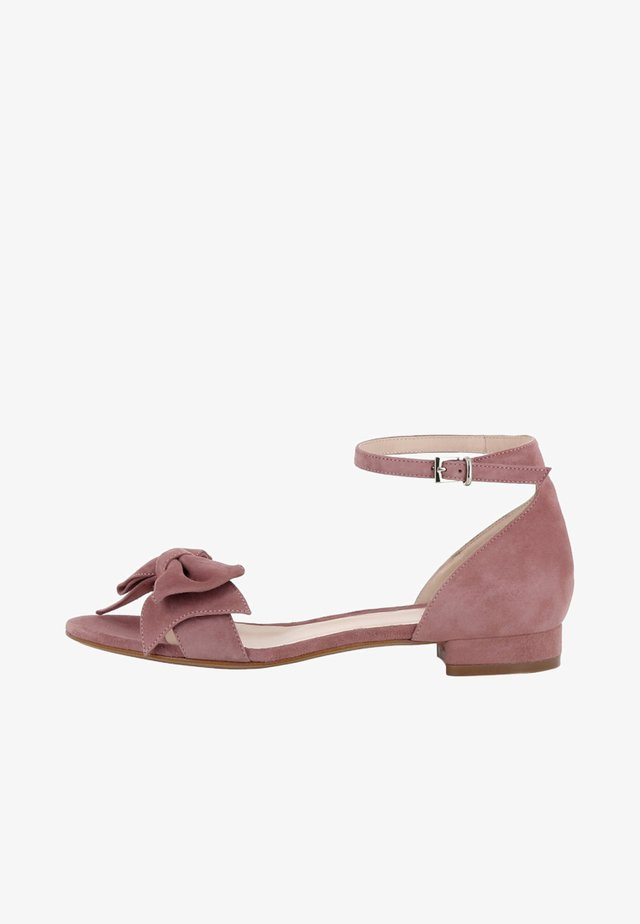 DAMEN  SALVINA - Sandals - mauve