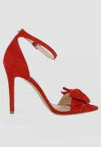 Evita - Sandalen met hoge hak - red - 5