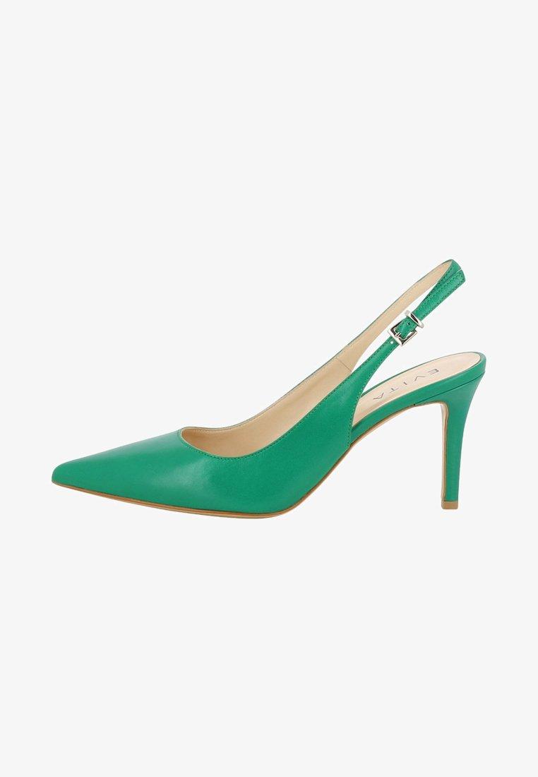 Evita - JESSICA - Classic heels - green