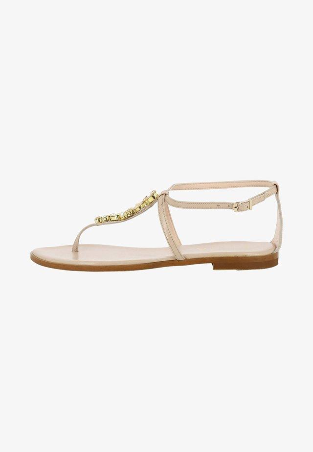 OLIMPIA - Sandaler - beige