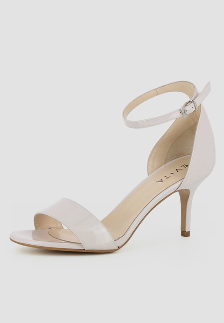 Evita Riemensandalette - off-white - Black Friday
