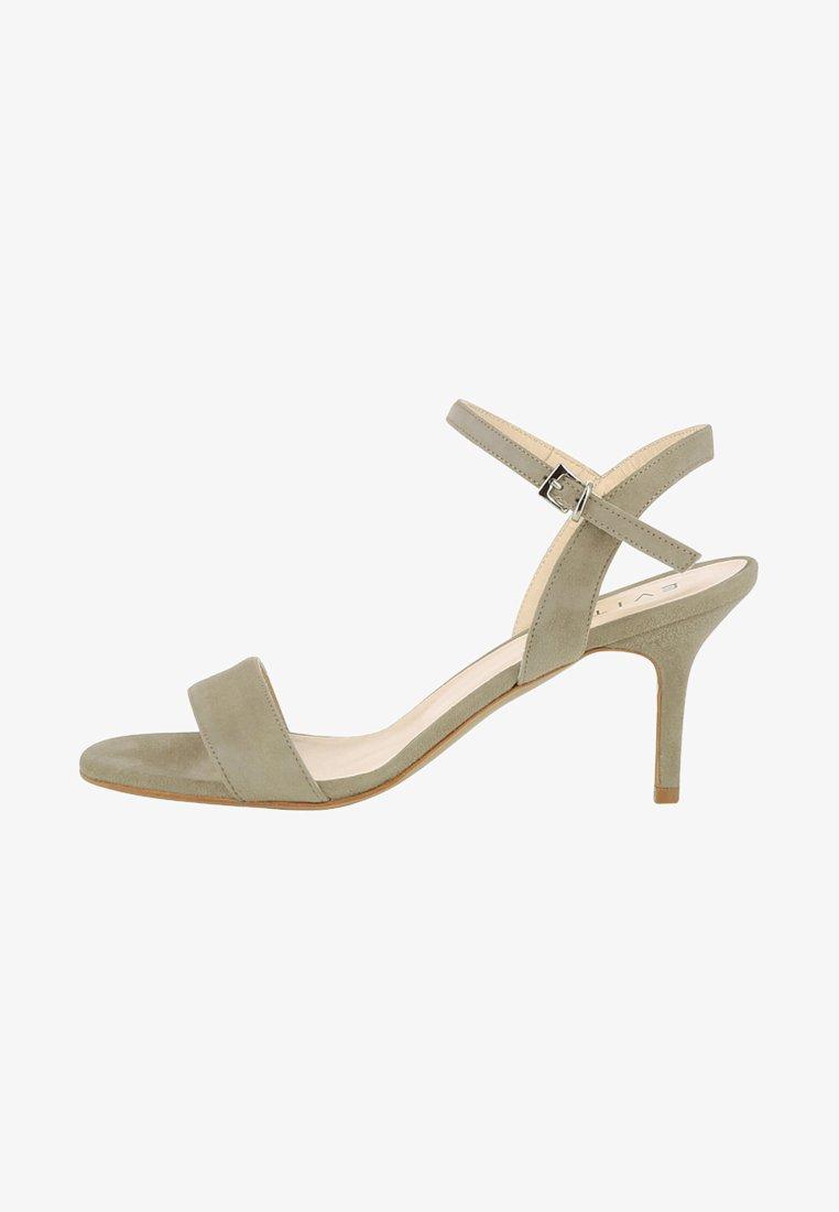 Evita - VERONICA - High heeled sandals - grey