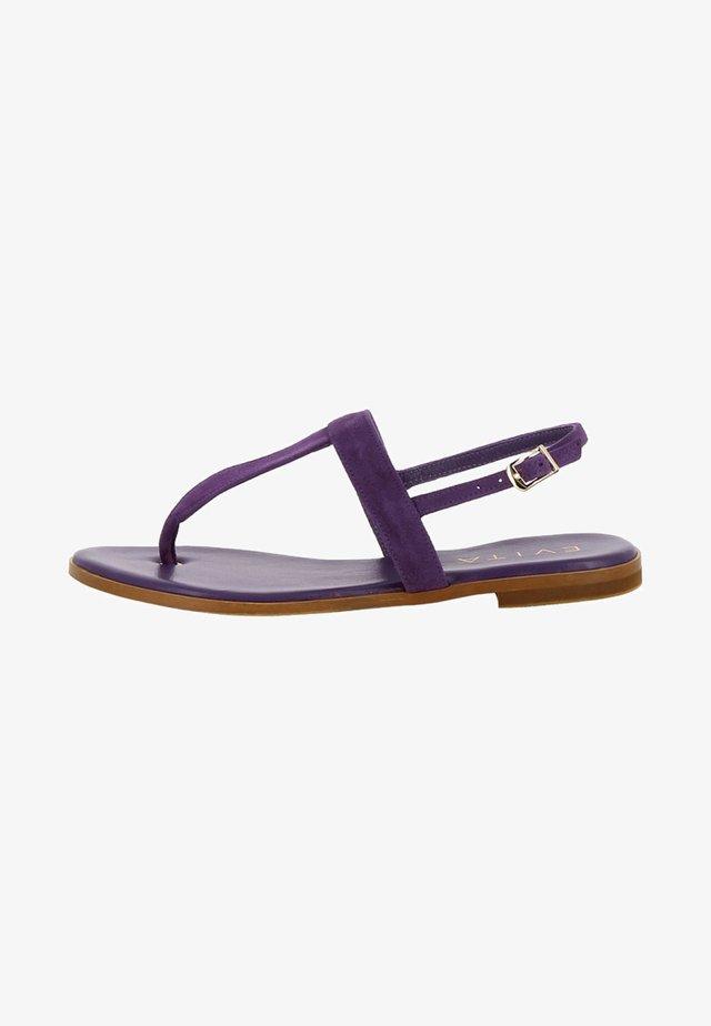 OLIMPIA - Sandali - purple