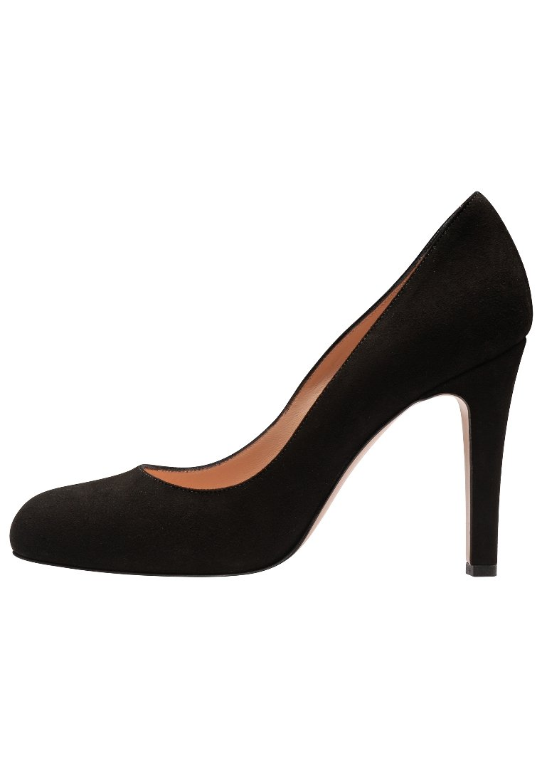 Evita - Højhælede pumps - black