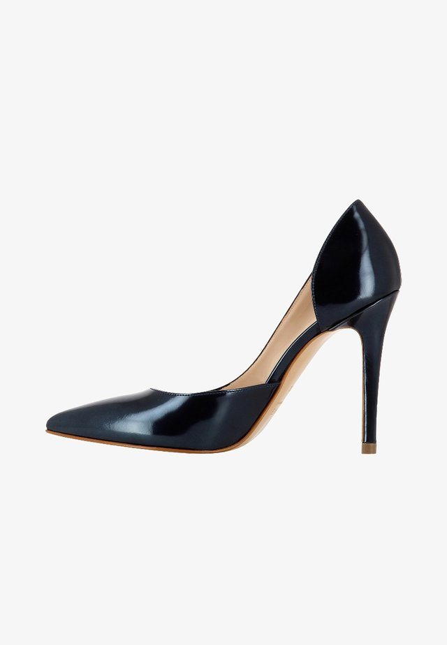 Klassiska pumps - dark blue