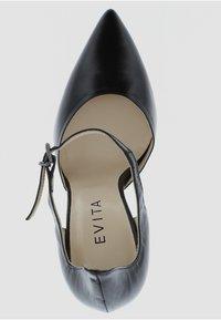Evita - Højhælede pumps - schwarz - 3