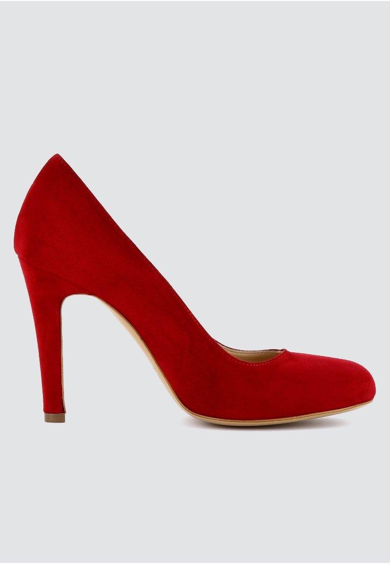 Evita CRISTINA - Zapatos de plataforma red
