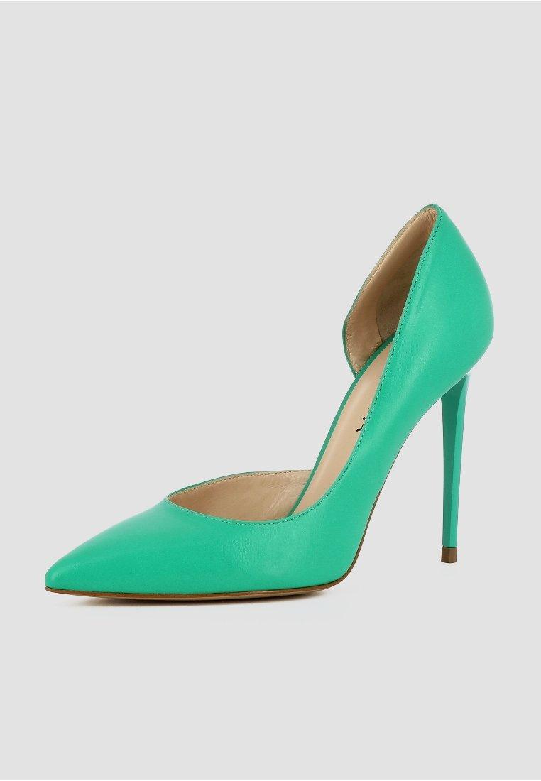 Evita ALINA - Escarpins à talons hauts - green - Chaussures à talons femme Classique