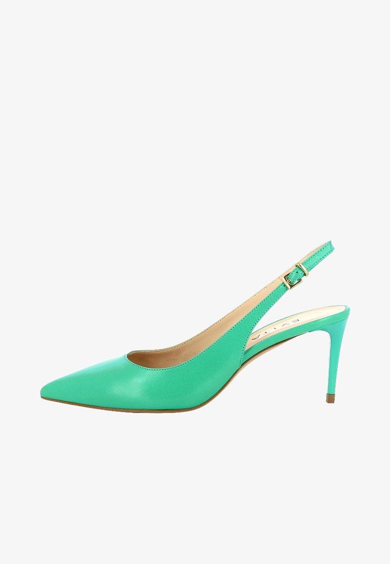 Evita - GIULIA - Classic heels - green