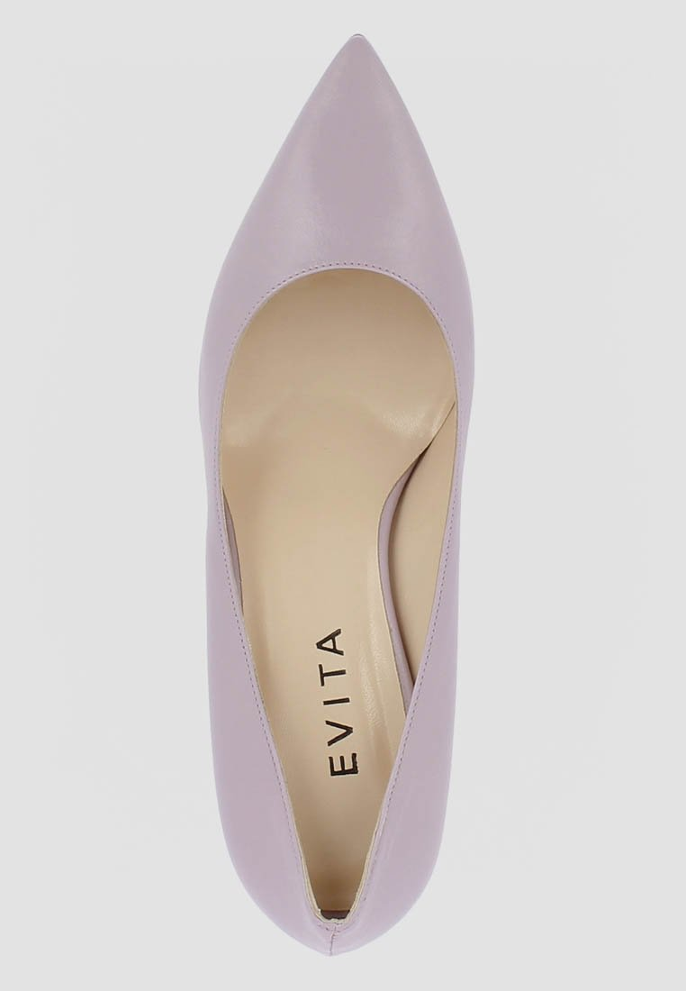 Evita Damen Giulia - Højhælede Pumps Lilac