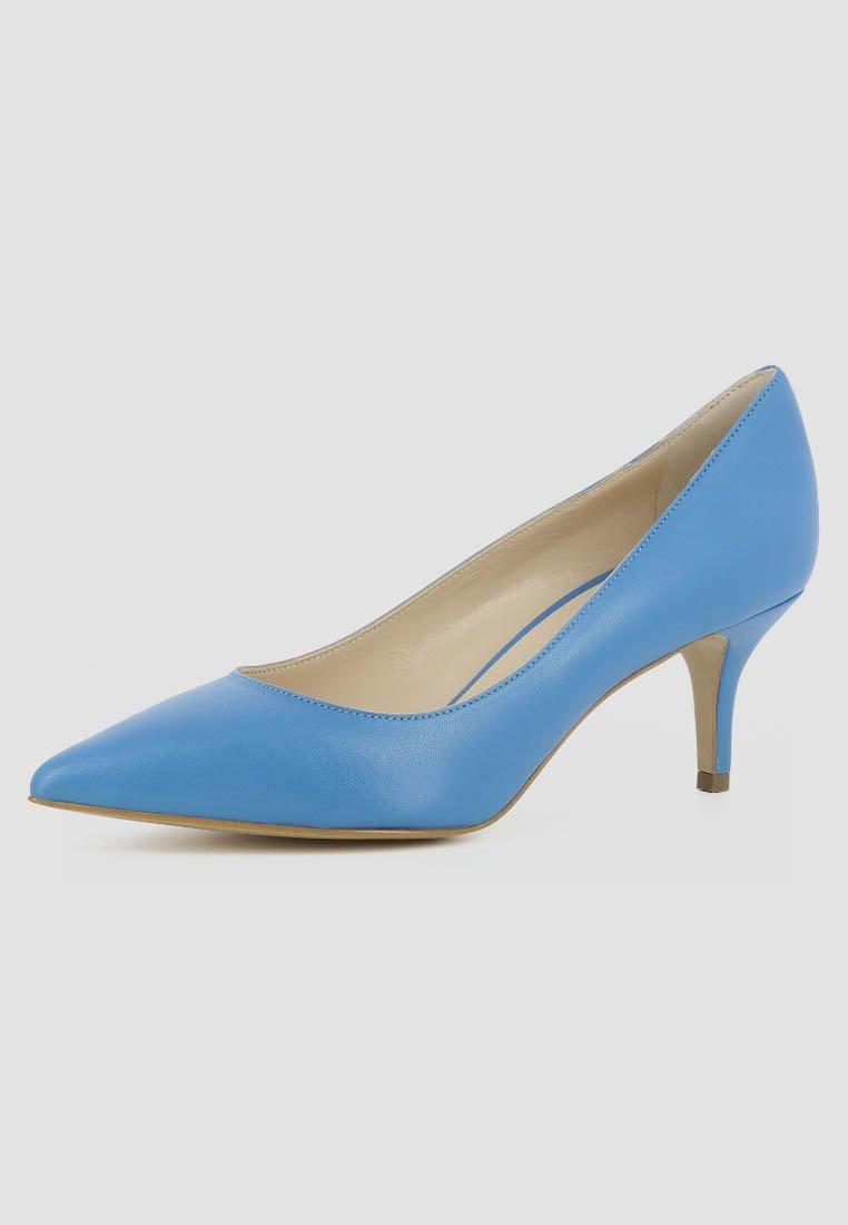 Evita DAMEN GIULIA - High Heel Pumps - blue  High Heels für Damen Jh5c0