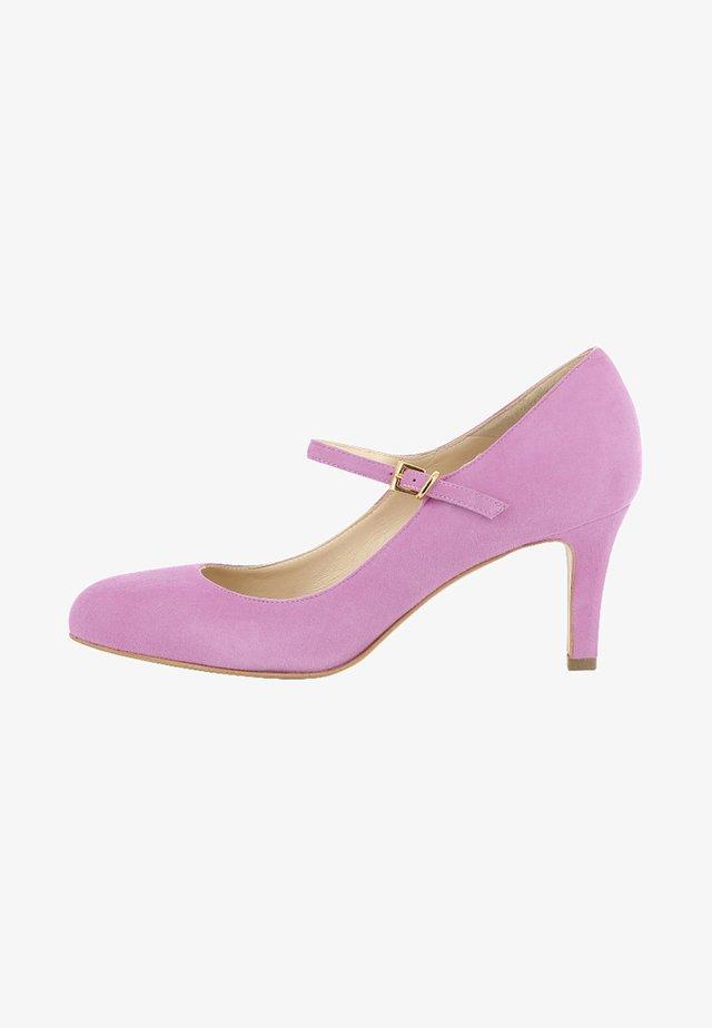 DAMEN BIANCA - Classic heels - purple