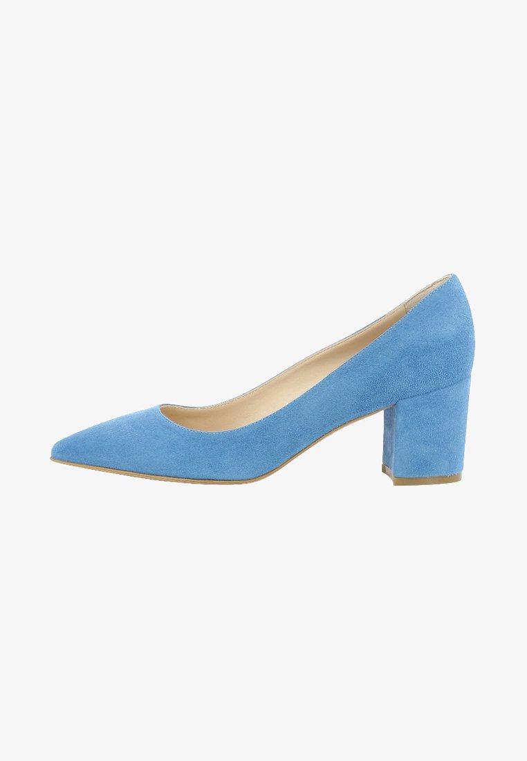 Evita - DAMEN  ROMINA - Pumps - blue