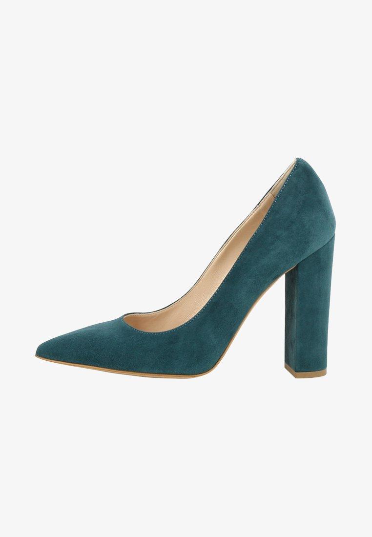 Evita - ALINA - High heels - petrol