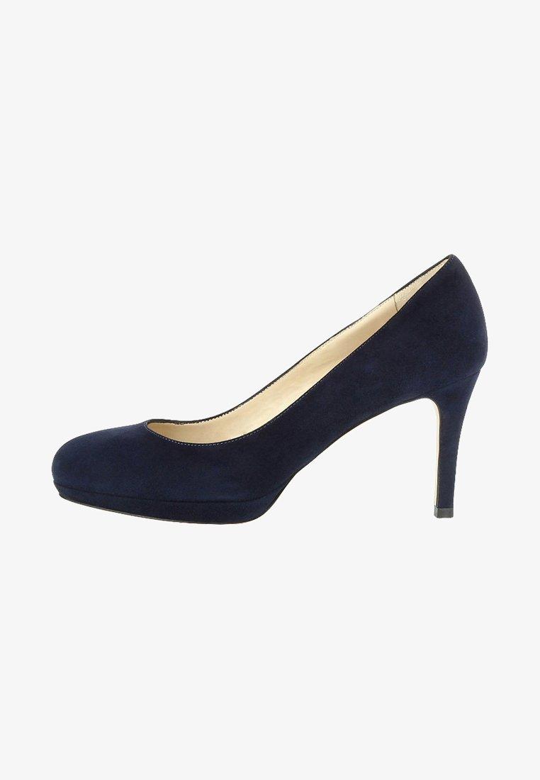 Evita - BIANCA - Pumps - dark blue