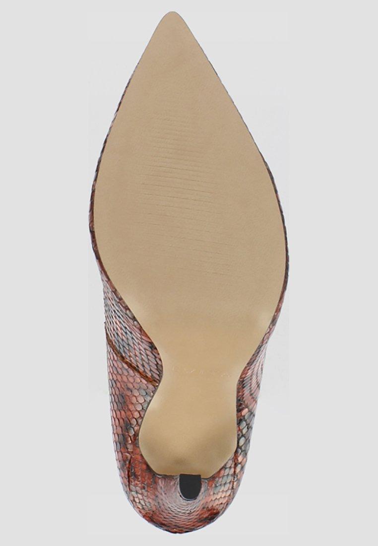 Evita LISA - Escarpins à talons hauts - berry - Chaussures à talons femme Qualité