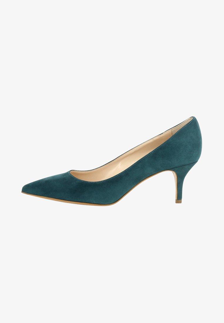 Evita - GIULIA - Classic heels - petrol