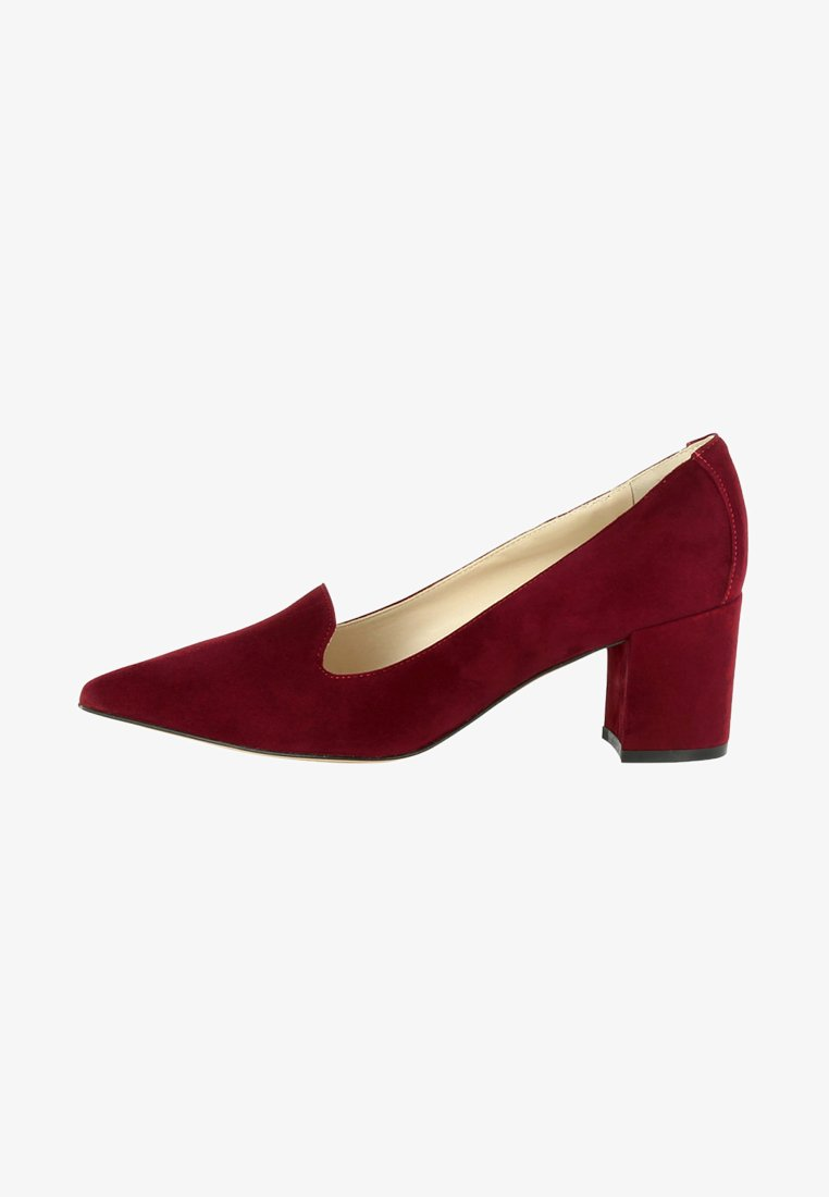 Evita - ROMINA - Pumps - dark red