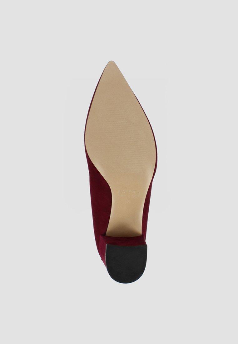 Evita ROMINA - Escarpins dark red