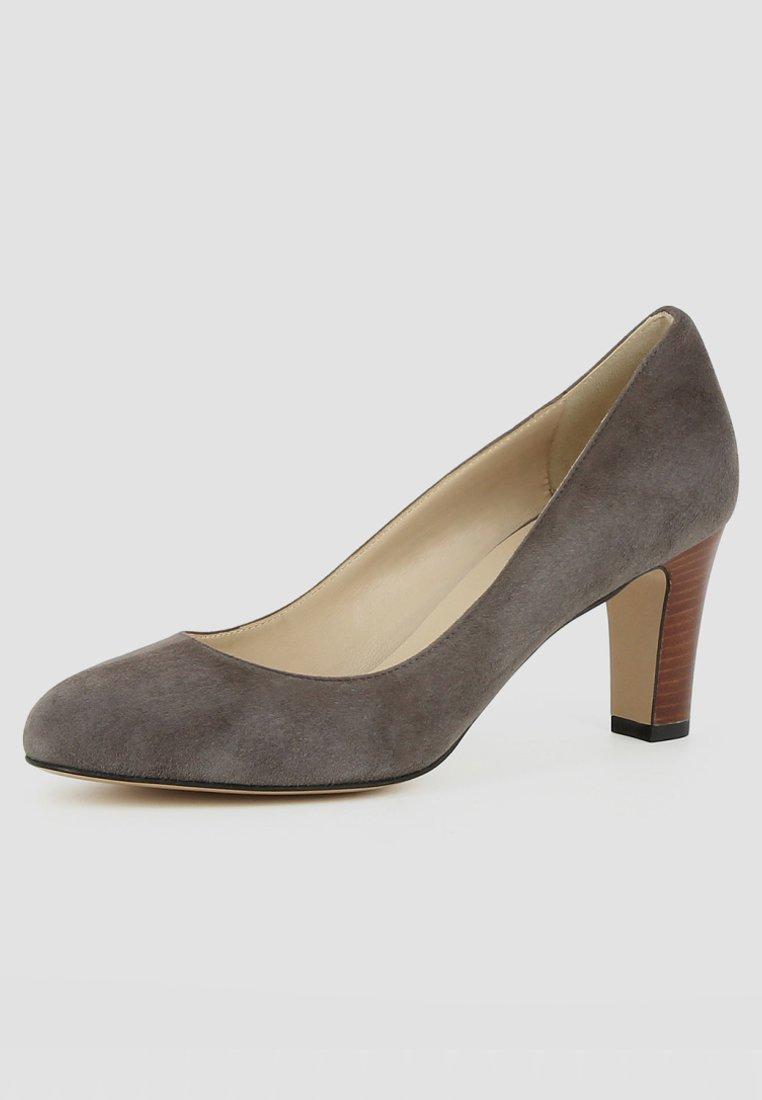 Evita BIANCA - Escarpins - grey - Chaussures à talons femme Qualité