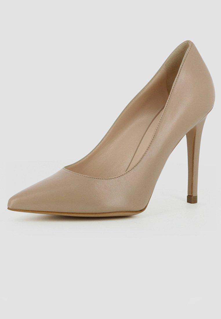 Evita ALINA - Escarpins à talons hauts beige