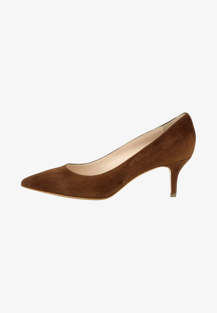 Evita - Pumps - cognac