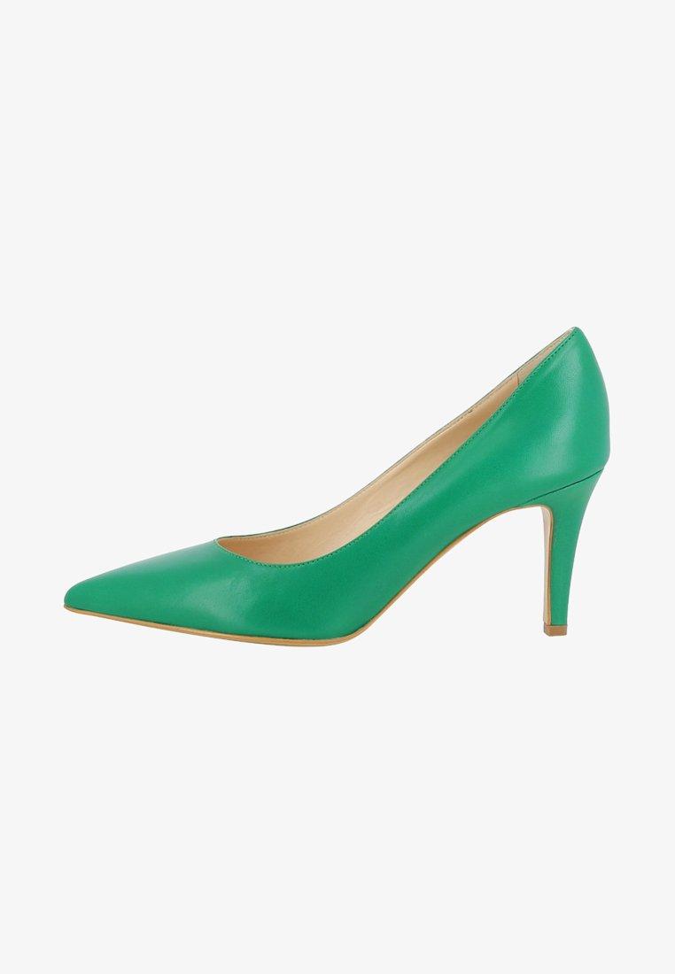 Evita - ARIA - Classic heels - green