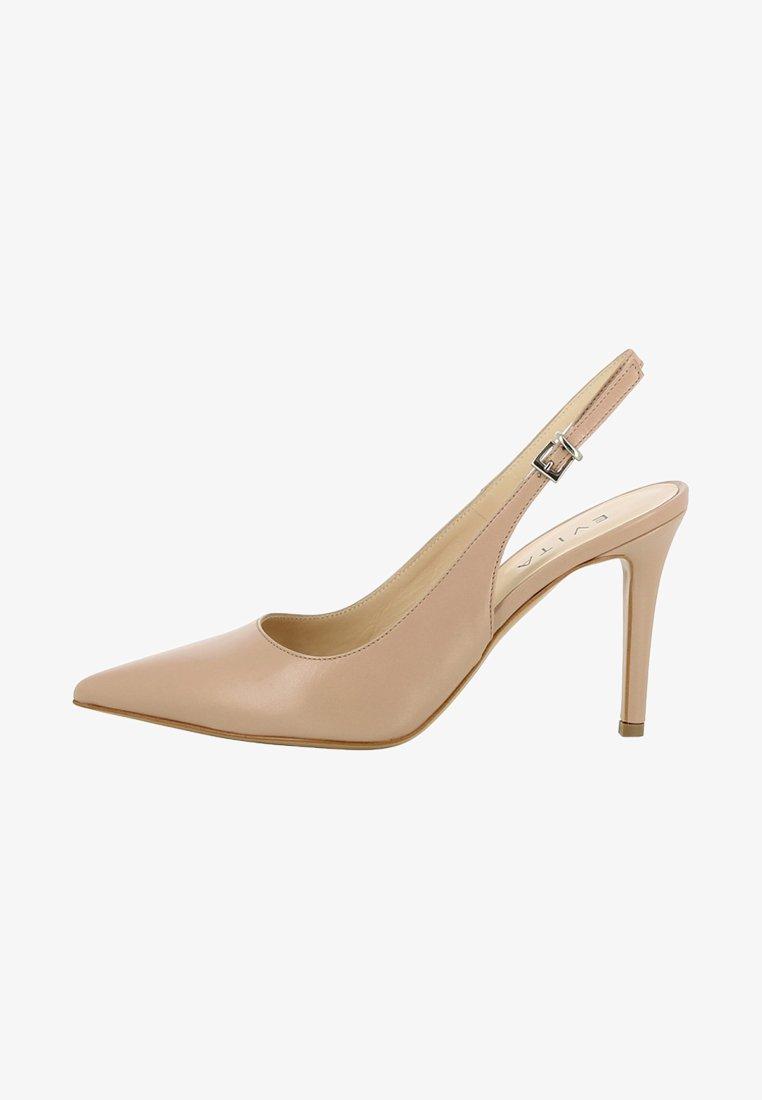 Evita - NATALIA - Zapatos altos - nude