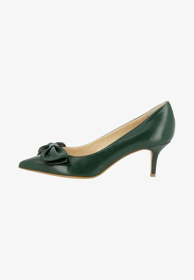 GIULIA - Klassieke pumps - green
