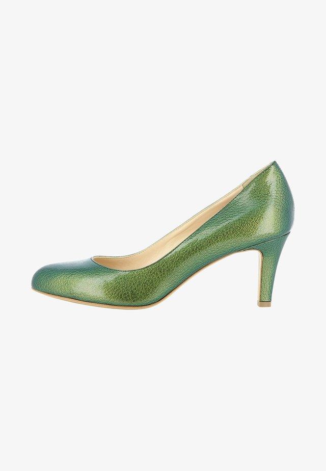 BIANCA - Classic heels - green