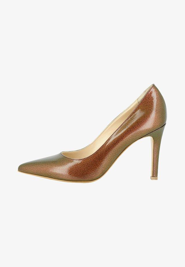 ILARIA - High heels - bronze